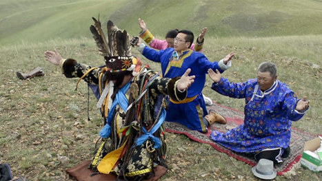 A Mongolian shaman in atheist China - video   Nature and Culture   Scoop.it