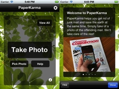 PaperKarma iPhone app review - iPhone Apps, iPad apps & iPod touch App Reviews | AppSafari | iPhone apps and resources | Scoop.it