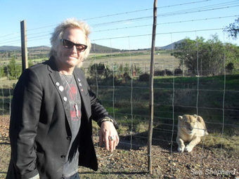 #SeaShepherd Conservation Society :: Renowned Hard Rock Drummer Matt Sorum Expresses Alarm Over #Namibia's Annual Cape Fur #SealCull Set to Begin Next Month!!!   Rescue our Ocean's & it's species from Man's Pollution!   Scoop.it