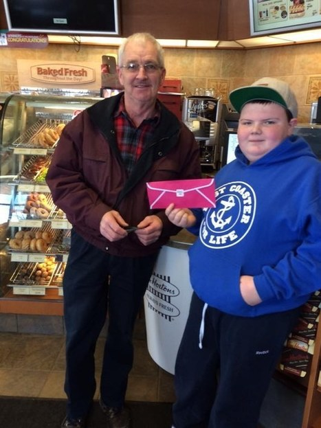 People In Nova Scotia Handed Out Envelopes Of Money And Beautiful ThingsHappened | Antigonish | Scoop.it