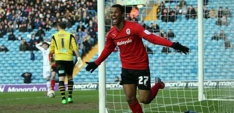 Cardiff City star Craig Bellamy praises Fraizer Campbell after debut goal | Sport In Wales | Scoop.it