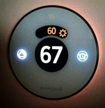 Is Honeywell Creating Its Own Nest Thermostat Clone? | Best Programmable Thermostats | Life & Home & Health | Scoop.it