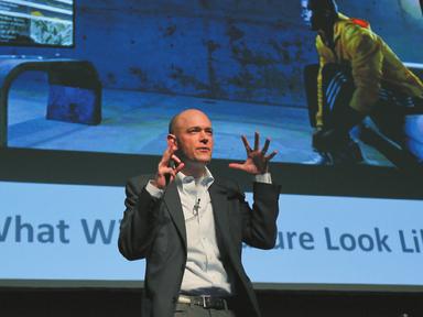 Intel futurist Brian David Johnson on creating the tech of tomorrow | Web of Things | Scoop.it
