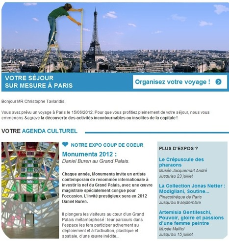 Newsletters : un outil qui vieillit | Ergonomie web, design d'interface et écriture pour le web | Scoop.it