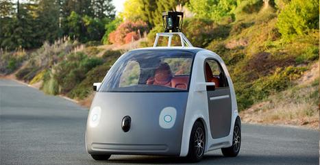Google da un paso más y lleva sus coches autónomos fuera de Mountain View   Information Technology & Social Media News   Scoop.it