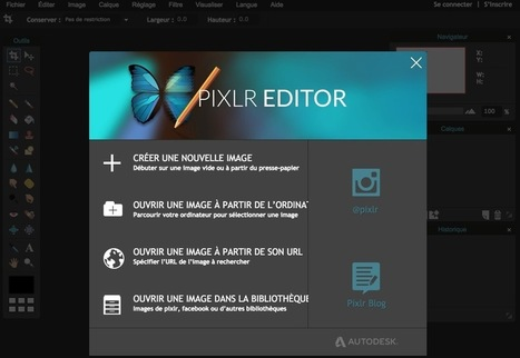 3 alternatives gratuites à Photoshop | Les outils du Web 2.0 | Scoop.it