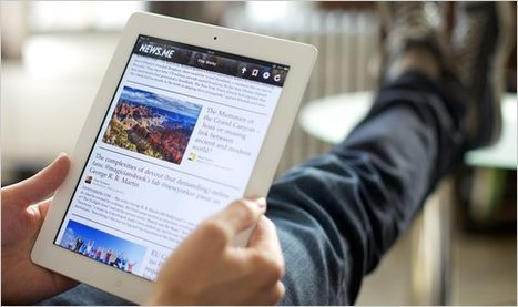 News.Me, Social News Service, Debuts for iPad | Brand & Content Curation | Scoop.it
