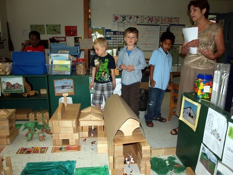 The Farm that Kindergarten Built | Kindergarten | Scoop.it
