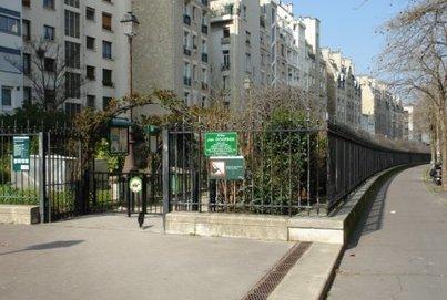 La Petite Ceinture de Paris actuelle dans le 16e arr. | Paris pepites | Scoop.it
