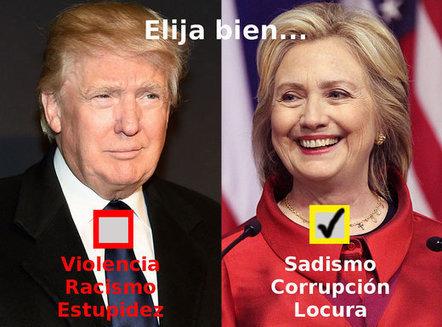 "CNA: Hillary Clinton, ""más peligrosa"" para América Latina que Donald Trump | La R-Evolución de ARMAK | Scoop.it"