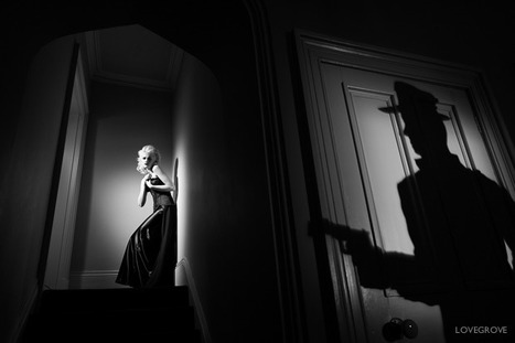 Film Noir ~ A Hollywood style reborn | Damien Lovegrove | Photography | Scoop.it