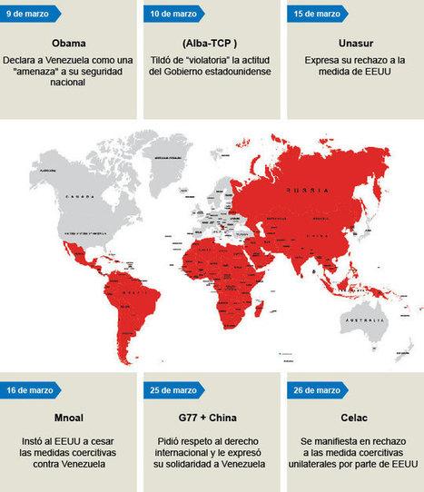Infografía   ¿Quiénes se han pronunciado contra el decreto de Obama?   Política para Dummies   Scoop.it