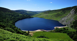 Watch this drone footage showcasing the Wicklow mountains in all their glory | Ireland Travel | Scoop.it