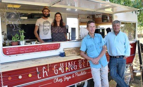 Une guinguette vient d'ouvrir au Laragou | Haute-Garonne tourisme | Scoop.it