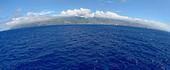 Vue de l'île de la Réunion depuis l'océan | Valerie Koch / ImageStockReunion | Coup d'œil sur La Réunion | Scoop.it