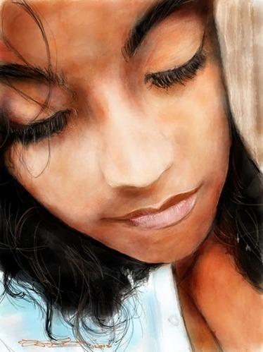 iPad Art: Portraits | iPadsAndEducation | Scoop.it