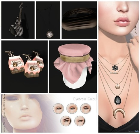 Several Gifts at Epiphany July 2016 Gacha Event by Several Designers | Teleport Hub - Second Life Freebies | Second Life Freebies | Scoop.it