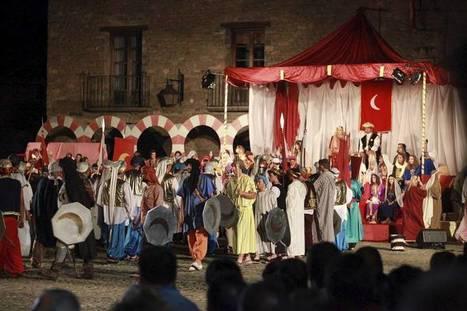 Una representación con 400 actores de la villa | Vallée d'Aure - Pyrénées | Scoop.it