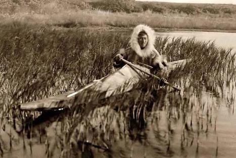 Tales and Traditions of the Inuit. THE SOLITARY KAYAKER   Kennis Sociolinguistics Magazine   Scoop.it
