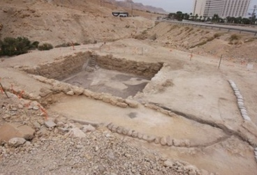 Roman-era canal system unearthed near Dead Sea | Jewish Education Around the World | Scoop.it