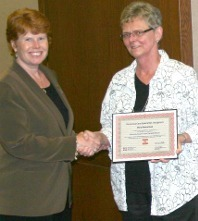 DCS Recognizes First DCCT Recipient | Alzheimer's and Dementia Care | Scoop.it