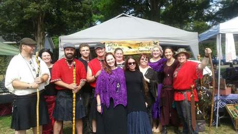 One nation under gods: pagans celebrate summer's end in Lakeville | Witchcraft and Paganism | Scoop.it