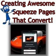 What Are, How to Make and Promote Awesome Squeeze Pages! | Allround Social Media Marketing | Scoop.it