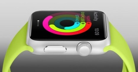 11 Apple Watch Health Apps That Will Get YouMoving | mHealth | Scoop.it