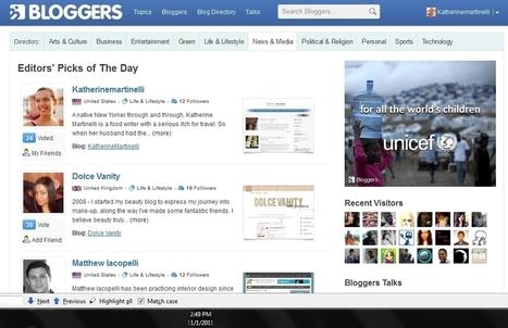Bloggers.com Shutting Down   SEO Stuff1   Scoop.it