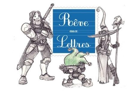Rêve aux Lettres   CaféAnimé   Scoop.it