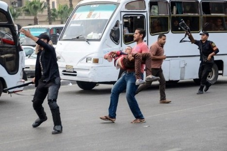 Égypte: attentat à l'université du Caire | L'Égypte sous tension | Égypt-actus | Scoop.it