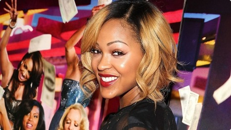 Meagan Good Addresses Skin Bleaching Accusations - BET   fashion   Scoop.it