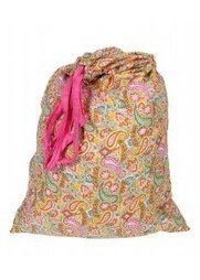 Ashbury Paisly Pink Laundry Bag | Women's Fashions Now Online | Scoop.it