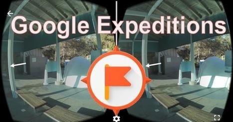 Google Expeditions beschikbaar voor iedereen | Mediawijsheid in het VO | Scoop.it