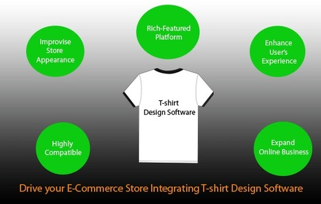 Shift to online product design tool for designing fashionable tee shirts | T-shirt Design Software | Scoop.it