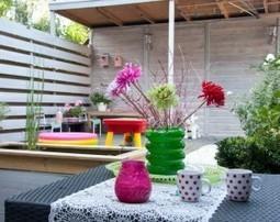 Réaliser une décoration de jardin moderne | les sites et blogs à suivre | Scoop.it
