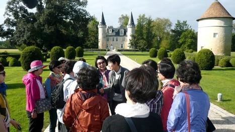 Embarquez sur les 6 routes du vin de Bordeaux   Revue de presse Pays Médoc   Scoop.it