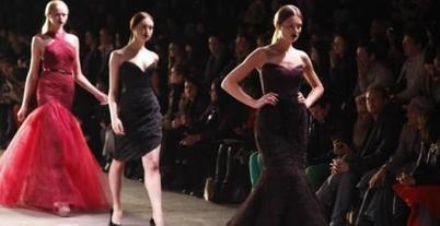 NY FASHION WEEK: Christian Siriano's Horror Glamour | New York City News | Scoop.it
