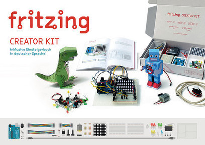 Welcome - Fritzing | Makerspace in the Library | Scoop.it