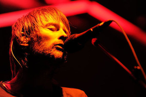 Positively Charged: Thom Yorke's 20 Biggest Influences   rocknroll music   Scoop.it