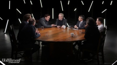 Watch THR's Full, Uncensored Director Roundtable With Quentin Tarantino, Ridley Scott and More - Director Oscar Roundtable | Le cinéma, d'où qu'il soit. | Scoop.it
