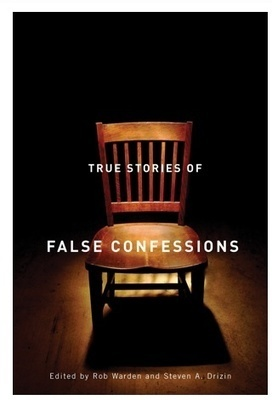 """Books: """"True Stories of False Confessions"""" 