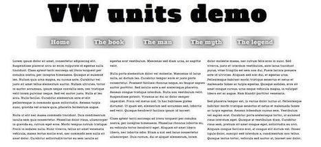 CSS viewport units: vw, vh, vmin and vmax - Dev.Opera | Info Scoops | Scoop.it