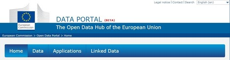 Open Data Portal - The Open Data Hub of the European Union | Personal [e-]Learning Environments | Scoop.it