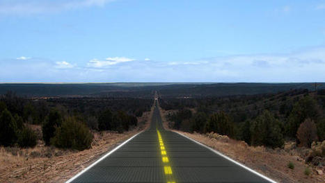These Solar Roads Could Power The Entire Country | Future Trends and Advances In Education and Technology | Scoop.it