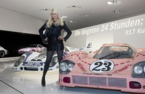 One million visitors to the Porsche Museum « Porschebahn Weblog | Historic cars and motorsports | Scoop.it