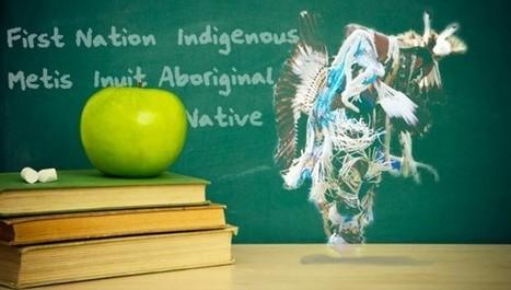 Top 5 Indigenous Resources for Teachers - Back to School | First Nation Literacy | AboriginalLinks LiensAutochtones | Scoop.it