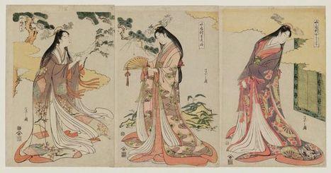 monteverdelegge: Una poetessa della Corte Imperiale del Giappone: Ono no Komachi | Il mondo della letteratura | Scoop.it