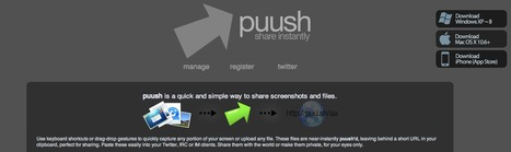 puush - Share Screenshots & Files | Some pages | Scoop.it