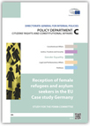 Reception of female refugees and asylum seekers in the EU -European Commission | Women and Gender Studies | Scoop.it
